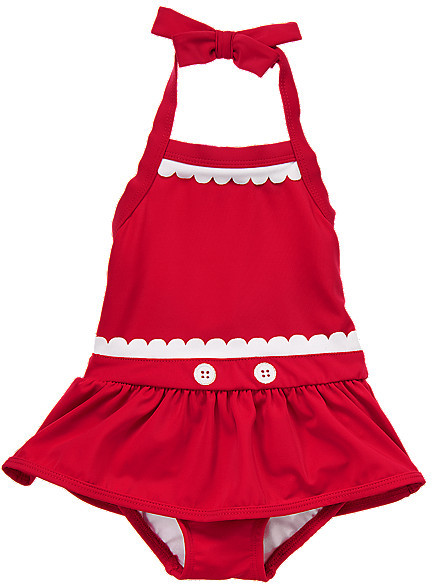Gymboree Skirted One-Piece Swimsuit