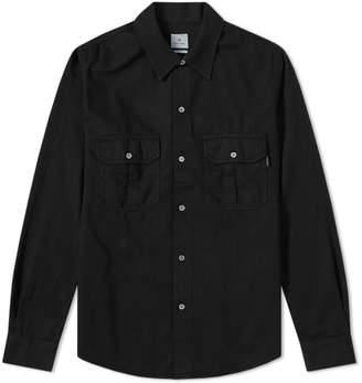 Paul Smith 2 Pocket Twill Overshirt