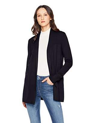 Women's Classical Solid Open Front Soft Knit Cardigan Sweaters Top
