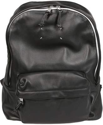 Maison Margiela Classic Zipped Backpack