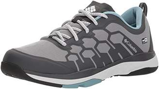 Columbia Women's ATS Trail Fs38 Outdry Multisport Outdoor Shoes, (Ti Grey Steel/Storm), 42 EU