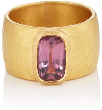 Malcolm Betts Women's Pink Sapphire Ring