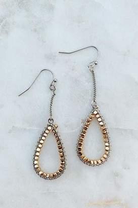 Wild Lilies Jewelry Hanging Teardrop Earrings