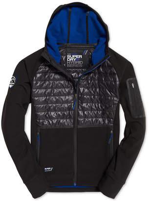 Superdry Men Mountain Softshell Hybrid Jacket