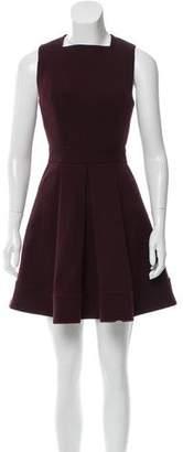 Proenza Schouler Pleated A-Line Dress