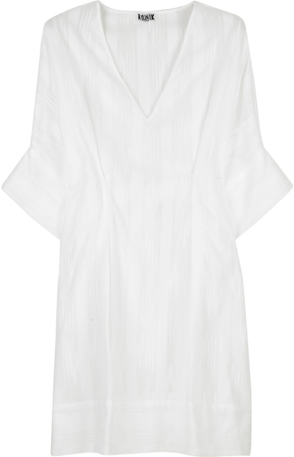 Rodnik Burgess cotton kaftan
