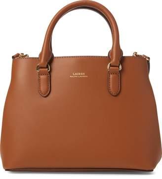 Ralph Lauren Mini Leather Satchel