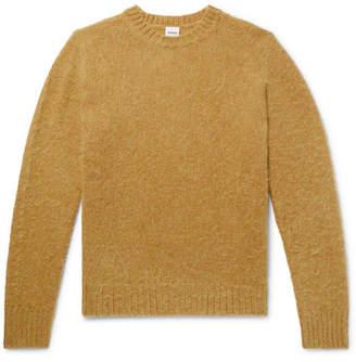 Aspesi Mélange Shetland Wool Sweater