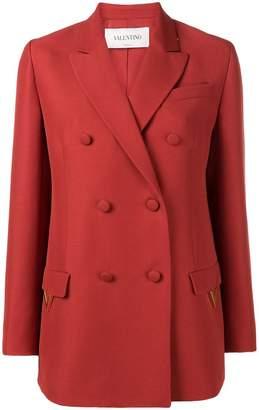 Valentino double breasted blazer