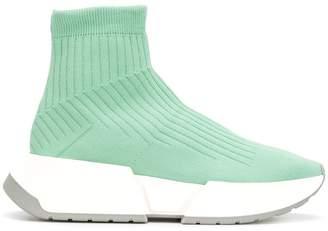 MM6 MAISON MARGIELA platform sock sneakers