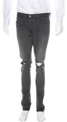 John Elliott + Co Distressed Skinny Jeans
