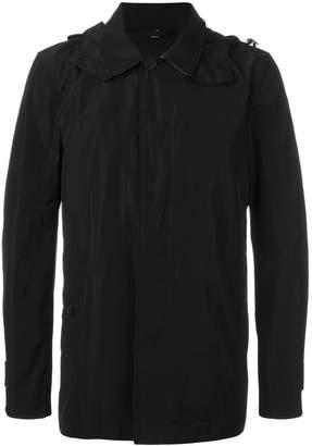 Burberry hooded coat