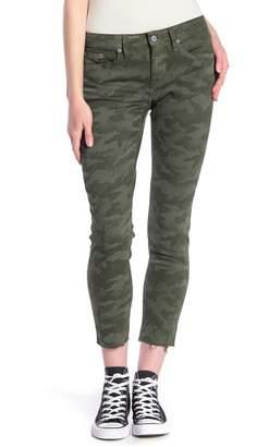 Jean Shop Patty Camo Skinny Crop Jeans