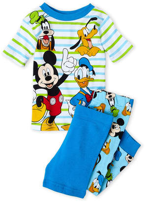 Mickey Mouse (Toddler Boys) 3-Piece Mickey And The Roaster Racers Pajama Set