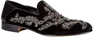 Alexander McQueen Embellished Slippers