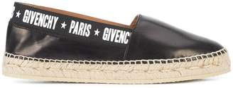 Givenchy printed espadrilles