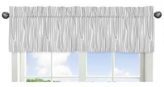 JoJo Designs Sweet Window Valance - Coral & Mint Woodsy