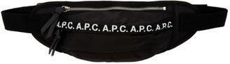 A.P.C. Black Lucille Hip Bag