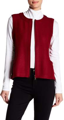 Blend of America Beyond Threads Felted Wool Blend Piper Vest