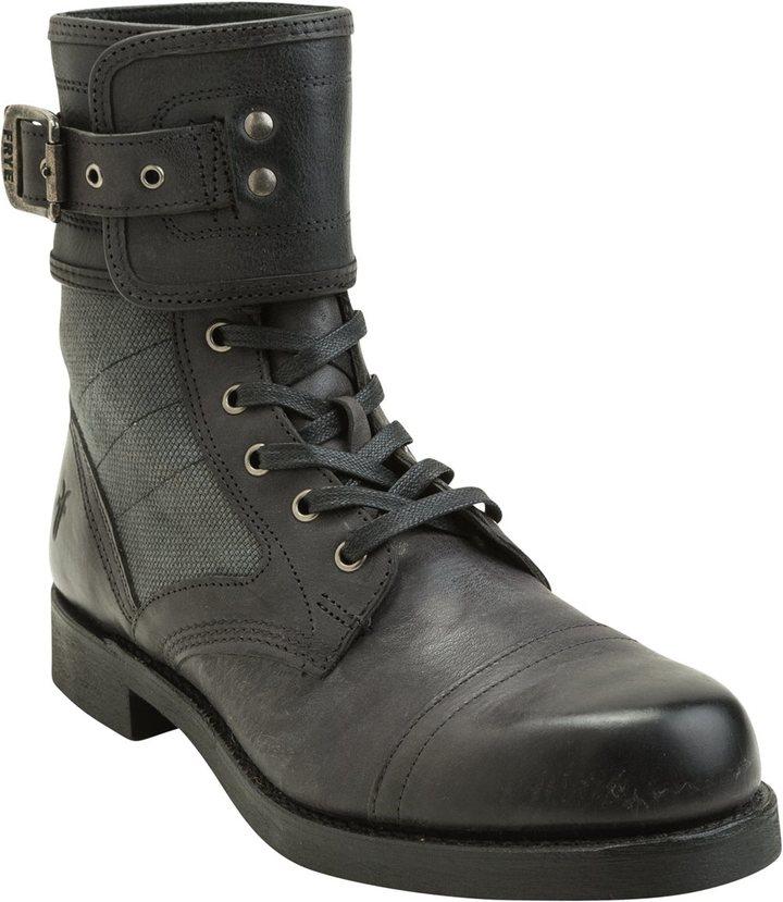 Frye Arkansas Military Cuff Boot