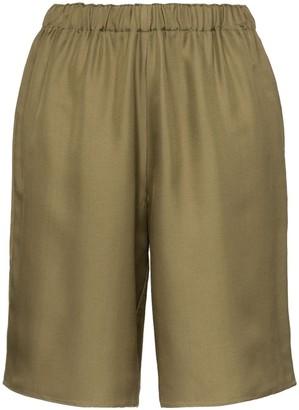 Deitas Cap Dantibes silk shorts