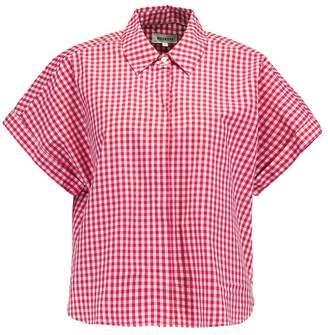 Weekday STELLA Shirt gingham red