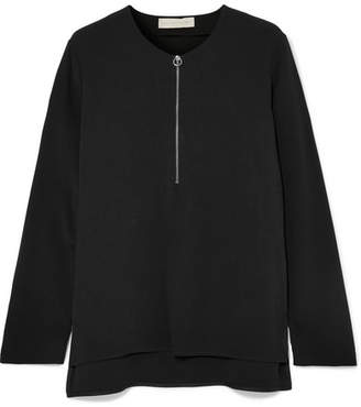 Stella McCartney Arlesa Crepe Top - Black