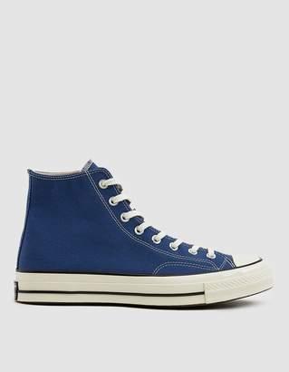 Converse Chuck Taylor '70 Hi Sneaker in True Navy
