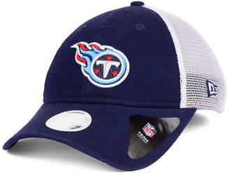 New Era Women's Tennessee Titans Trucker Shine 9TWENTY Cap
