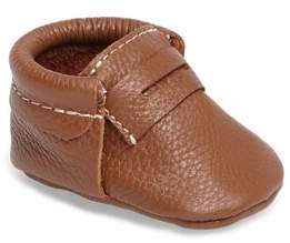 Freshly Picked Penny Loafer Crib Shoe