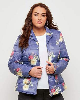 Joe Browns Floral Quilted Jacket