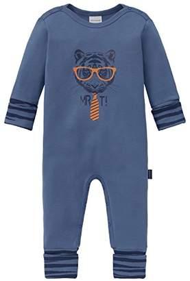 Schiesser Unisex Baby Anzug mit Vario Clothing Set Blue 800