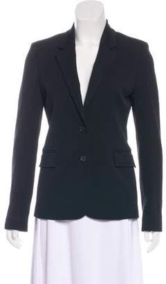 Tom Ford V-Neck Notch-Lapel Blazer