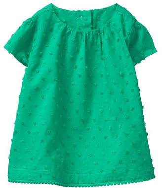 Gymboree Swiss Dot Top