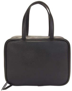 Cos NEW true:essentials Black Double Handed Zip Bag