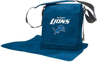 Detroit Lions Lil' Fan Diaper Messenger Bag