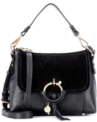 See by Chloe Joan Small leather and suede crossbody bag