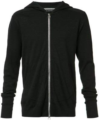 Wings + Horns Wings+Horns zipped hoody
