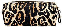 Victoria's Secret Leopard Print Cosmetic Case
