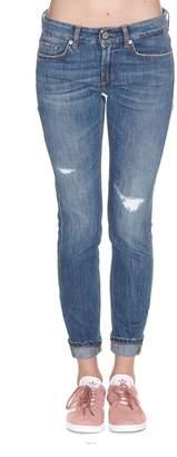 Dondup Low Waist Skinny Jeans