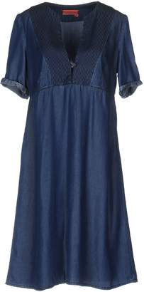 Manila Grace DENIM Short dresses