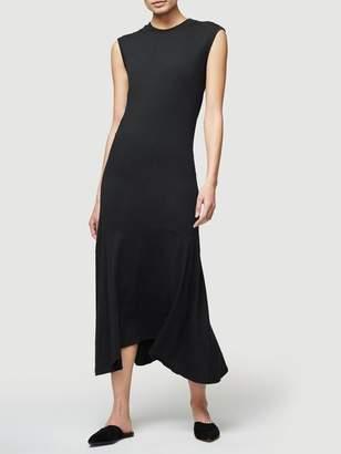 Frame Cascade Tee Dress