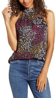 Gibson x City Safari Tara Halter Top