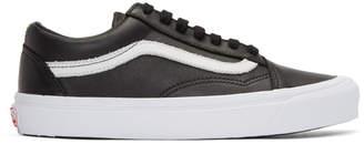 Vans Black OG Old Skool LX VLT Sneakers