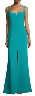 LIKELY Constance Slit Gown