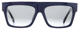 CelineCéline Polarized Aviator Sunglasses