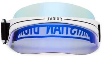 Christian Dior black, black and white Club1 J'Adior visor