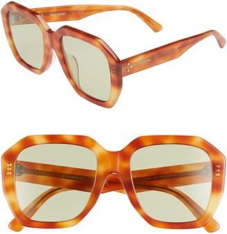 Celine 53mm Square Photochromic Sunglasses