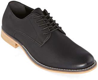 Jf J.Ferrar JF Swartz Mens Lace-Up Dress Derby Shoes