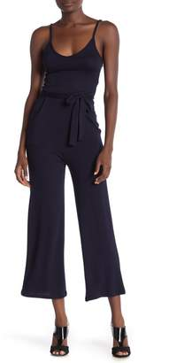 Velvet Torch Sleeveless Jumpsuit